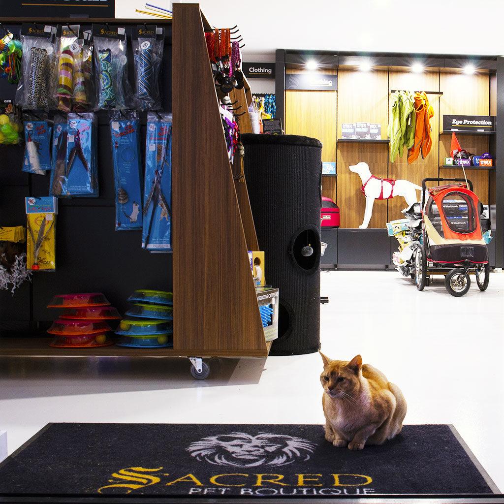 Sacred Pet Boutique Australia Unislot Feature